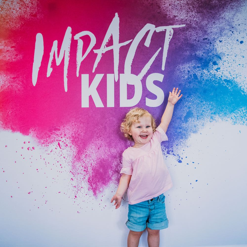 Welcome to Impact Kids at Bethel Austin