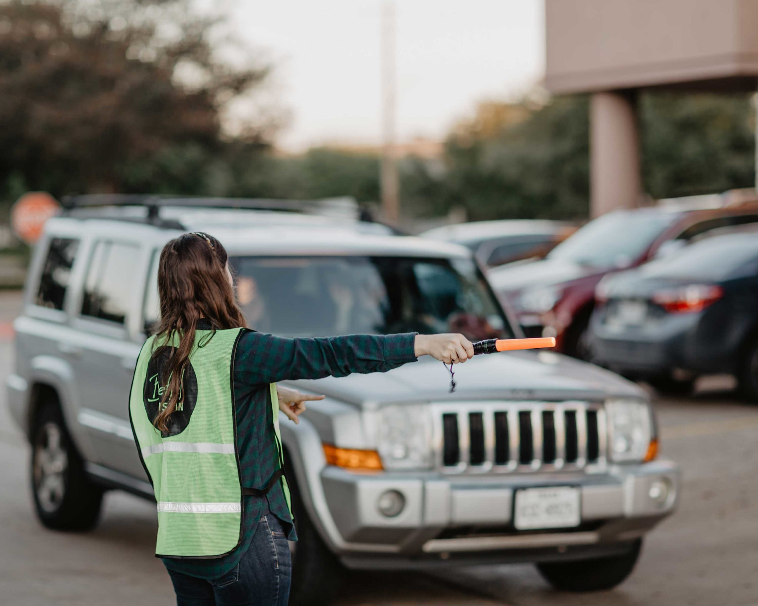 Join a serving team and volunteer at Bethel Austin